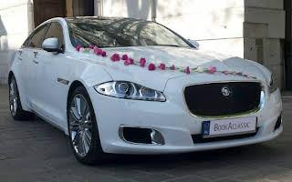 Jaguar Xj Rent Małopolskie