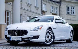 Maserati Quattroporte Rent Lubelskie